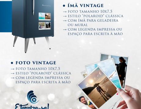 ímã Vintage